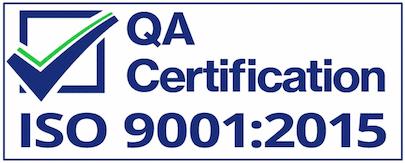 QA 9001 Logo
